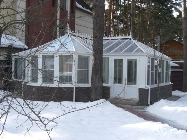 056 Требования к изготовлению зимних садов