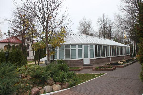 102 Основные элементы конструкции зимнего сада
